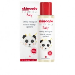 Skincode Essentials Baby Calming Massage Oil (115ml)