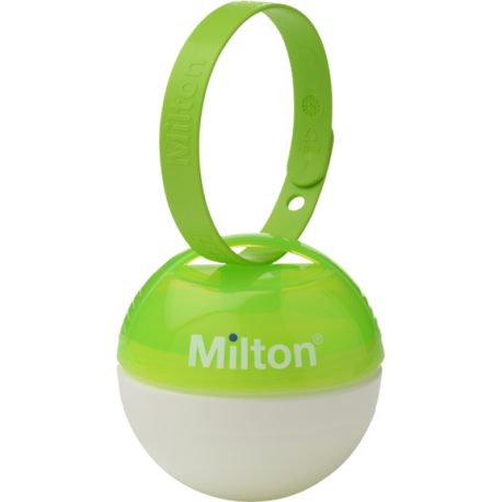 MILTON Mini Soother Sterilizer (Green)