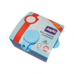 Japlo Milk Powder Container - Light Blue