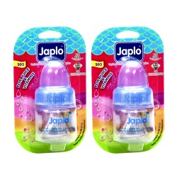 Japlo Juice & Vitamin 50ml Feeding Bottle (TWIN PACKS)