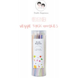 Double Happiness Baby Veggie Thick Noodles