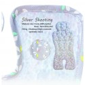 Jelly POP Jellyseat - Silver Shooting
