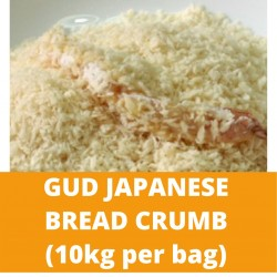 JG Gud Japanese Bread Crumb 10kg (sold per unit)