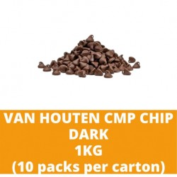 JG Van Houten Dark Compound Chip 1kg (10 packs per carton)