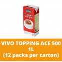 JG Vivo Topping Ace 500 1L (12 packs per carton)
