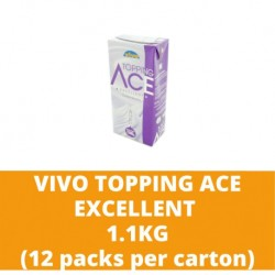 JG Vivo Topping Ace Excellent 1.1kg (12 packs per carton)