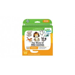 LeapFrog Leapstart Book, The World Of Baby Animals