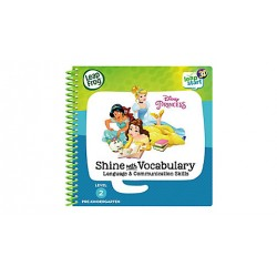 LeapFrog Leapstart Book : Disney Princess Shine with Vocabulary