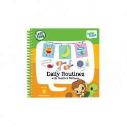 LeapFrog LeapStart Book : Daily Routine