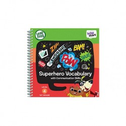 LeapFrog LeapStart Book : Super Hero Vocabulary