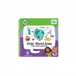 LeapFrog LeapStart Book, Kid's World Atlas
