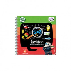 LeapFrog LeapStart Book, Spy Maths