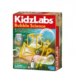4M Kidz Labs Bubble Science