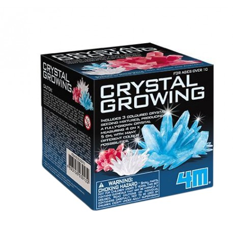 4M Kidz Labs Crystal Growing