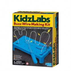 4M Kidz Labs Buzz Wire Making Kit