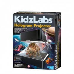 4M Kidz Labs Hologram Projector