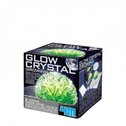 4M Kidz Labs Glow Crystal Growing