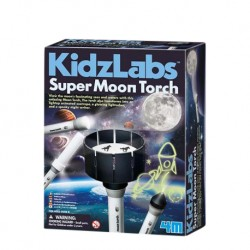 4M Kidz Labs - Super Moon Torch