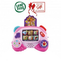 LeapFrog Level Up and Learn Controller (Pink)