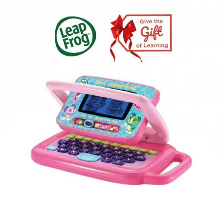 LeapFrog 2-In-1 Leaptop Touch (Pink)