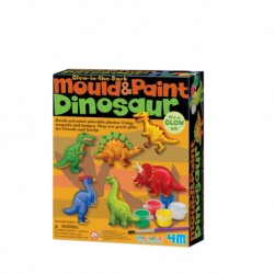 4M Mould and Paint (Glow Dinosaur)