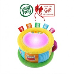 LeapFrog Learn & Groove Thumpin Numbers Drum