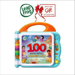 LeapFrog 100 Words About Places I Go