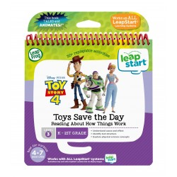 LeapFrog LeapStart Toy Story 4 (Toys Save the Day)