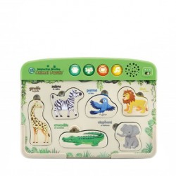 LeapFrog Interactive Wooden Animal Puzzle