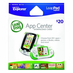 Leapfrog Leappad App Center Download Card