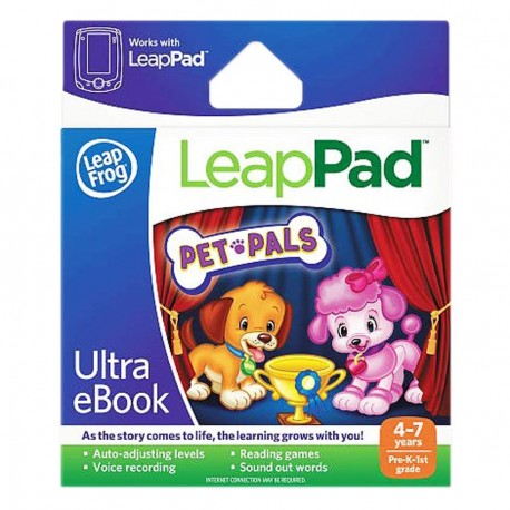 LEAPPAD EXPLORER SW, PET PALS ULTRA EBOOK