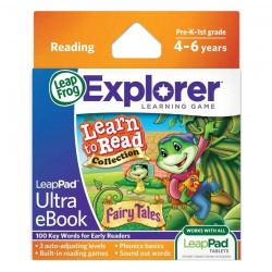 Leapfrog  Leappad Explorer SW (Learn to Read Collection- Fairy Tales)