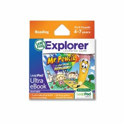 Leapfrog Leappad Explorer SW : Mr Pencil