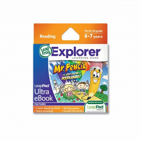 EXPLORER SW, MR. PENCIL ULTRA EBOOK