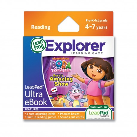 EXPLORER SW, DORA ULTRA EBOOK