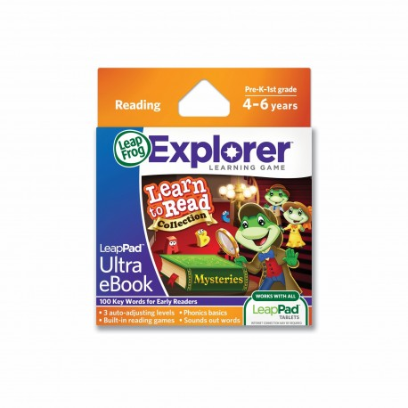 EXPLORER SW, LEARN TO READ VOL 3 ULTRA EBOOK