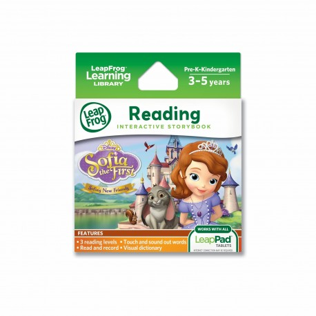 LEAPFROG LEARNING SW, SOFIA THE FIRST, INTERACTIVE