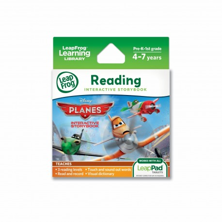 LEAPFROG LEARNING SW, DISNEY PLANES, INTERACTIVE