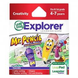 Leapfrog Leappad Explorer SW : Mr Pencil - LF39046