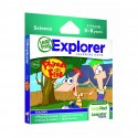 Leapfrog Leappad Explorer SW : Phineas and Ferb