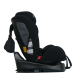 Picardo 'Swirl V2' 360 Isofix Car Seat Prime Knit Fabric (Black)