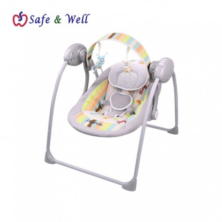 Dazzle ELECTRIC BABY SWING - PINK