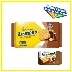 Julie's Le-mond Chocolate Sandwich Biscuit 180g