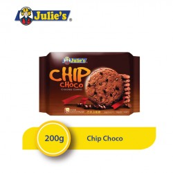 Julie's Chip Choco (200g x 1 pack)