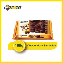 Julie's Choco More Sandwich (160g x 1 pack)