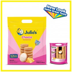 Julie's Cheese Sandwich (330g x 1 pack)