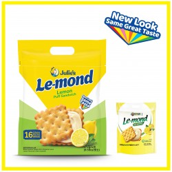 Julie's Le-Mond Lemon Cream (272g x 1 pack)