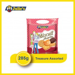 Julie's Biscuit Assorties (285g x 1 pack)