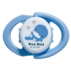 Kuku Duckbill Rounded  Pacifier 0-6 Month (Baby Soother) KU5504