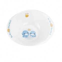 Kuku Duckbill Melamine Bowl With Ear KU3002